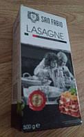 Листы для лазаньи Lasagne 500г.*Италия