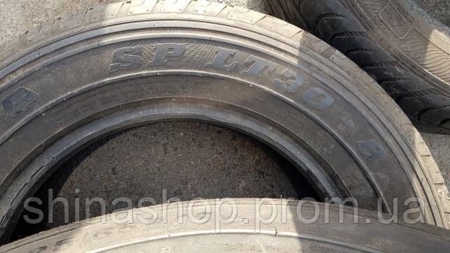 Гарантия 225/65 r16 dunlop sp lt 30-8 отличная резина два колеса бусик