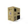 Кабель КНПЭ FTP (4*2*0.51) 4p 24 AWG, Ritar, (CCA), изоляция ПЭ, экран для нар. работ, 305м, Black, Box