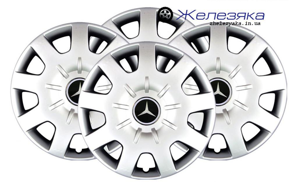 Колпаки на колеса R15 SKS/SJS №314 Mercedes-Benz