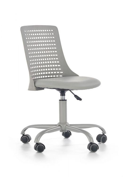 Компьютерное кресло PURE серый Halmar