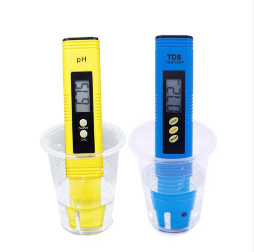 Набор TDS и  рН-метр, измеритель качества воды