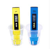Набор TDS и  рН-метр, измеритель качества воды, фото 1