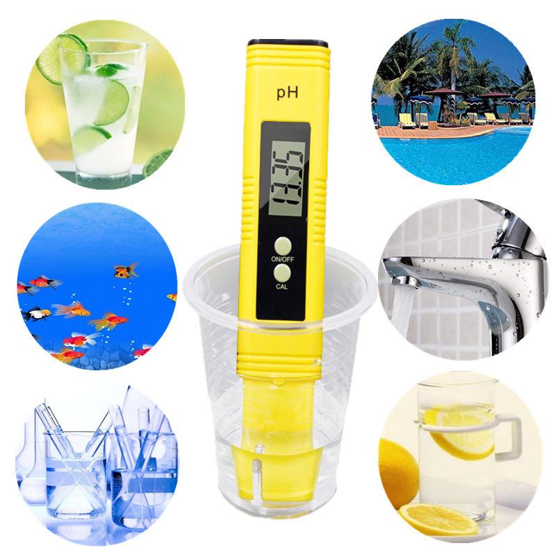 РН-метр, измеритель качества воды в коробке