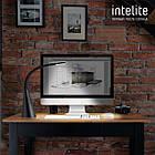 Настольная светодиодная LED лампа Maxus Desk Lamp 5W Iron gray DL4-5W-IGR, фото 5