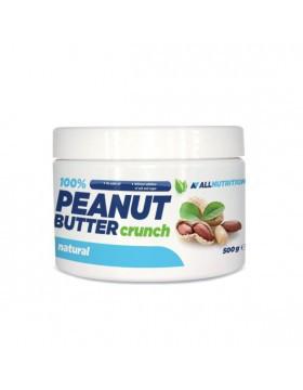 Замінник харчування AllNutrition 100% Peanut Butter Crunch 500 g