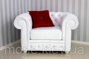 """Кожаное кресло """"Честер"""", фото 2"""