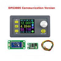 RUIDENG DPS3005 32V 5A Коммуникационная функция Постоянное напряжение и ток Понижающий модуль питания Бак-преобразователь напряжения LCD Вольтметр -