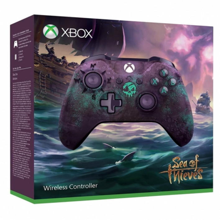XBox Геймпад: Sea Of Thives Limited Edition