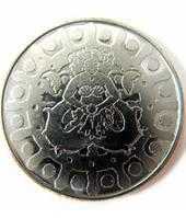 Монета пиратская серебряная  (Coin Pirate silver (token))