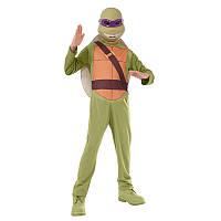 Nickelodeon TMNT Костюм черепашки-ниндзя Донателло (трико, панцырь, маска)