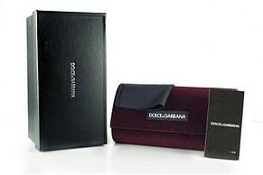Женские солнцезащитные очки DOLCE GABBANA модель 4184-072., фото 3