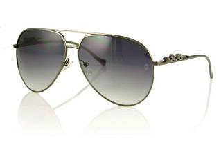 Женские солнцезащитные очки Сartier модель 6125gray.