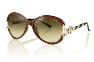 Женские солнцезащитные очки Сartier модель 6125c6.