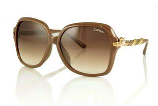 Женские солнцезащитные очки Сartier модель 6125c5.