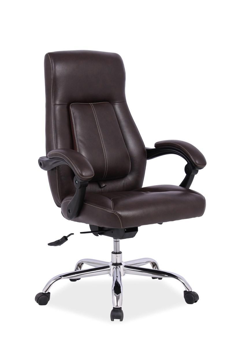Компьютерное кресло BOSS Signal коричневый