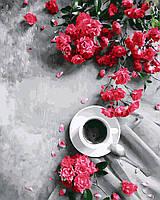 """Картина для рисования """"Гармония ароматов"""" 40 х 50 см, Без Коробки"""