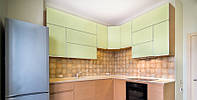 Кухни под заказ фасад шпон, фото 1