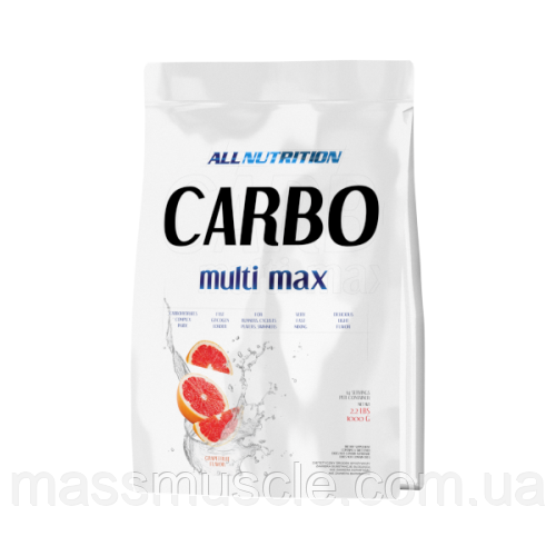 Углеводы AllNutrition Carbo Multi Max 1000 g