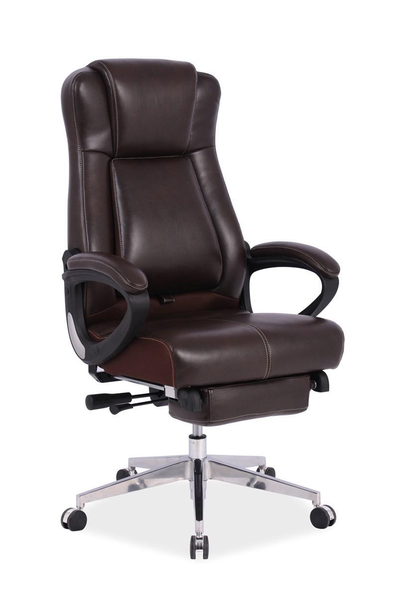 Компьютерное кресло PRESIDENT Signal коричневый