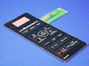 Клавиатура к микроволновой печи LG MS-2348BB (MFM55440303), фото 2