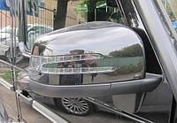 Зеркала заднего вида Mercedes G-class W463 (черные)