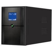 ИБП Ritar E-RTM1200 (720W) ELF-D, LCD, AVR, 5st, 3xSCHUKO socket, 2x12V7Ah, metal Case.