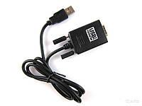USB - RS232 COM DB9 Кабель переходник pl2303, фото 1