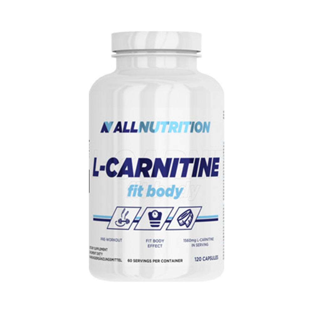 Жиросжигатель AllNutrition L-Carnitine Fit Body 120 caps