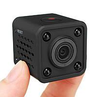 HDQ9 HD 720P Wireless WIFI Mini камера HD Скрытая видеокамера для камеры наблюдения 120 ° Ночное видение