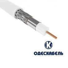 Телевизионный (коаксиальный) кабель RG-6 F690BVcu (Одескабель)