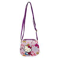 Сумка Детская (Hello Kitty) 6 Цветов Фиолетовый