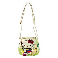 Сумка Детская (Hello Kitty) 6 Цветов Белый