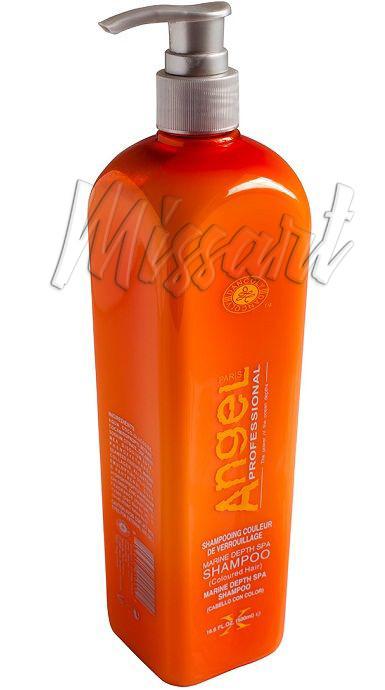 Шампунь для окрашенных волос Angel Professional Paris Colored Hair Shampoo 1000 мл