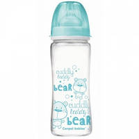 Бутылочка стеклянная для кормления Canpol babies 240 мл