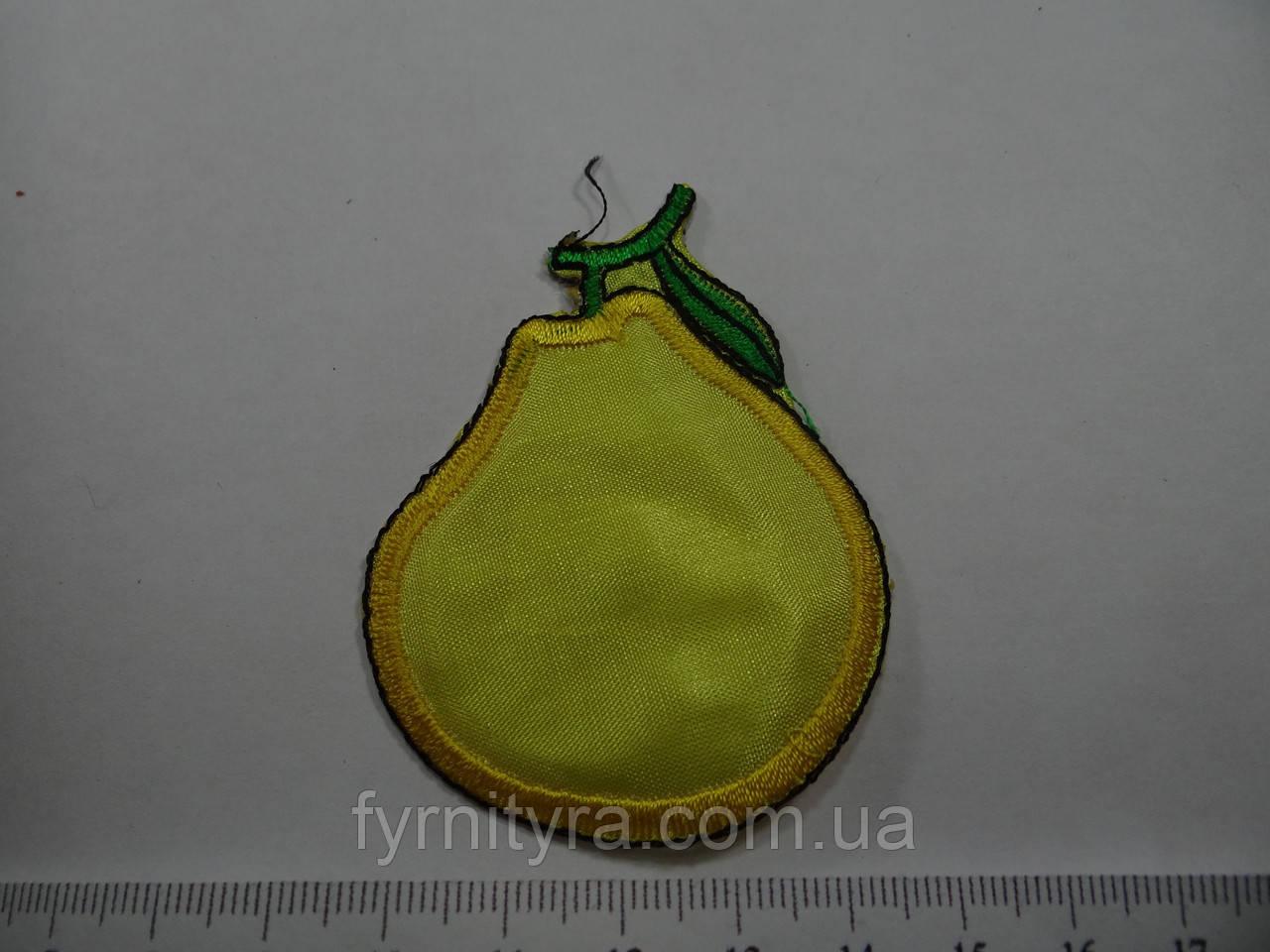 Аппликация детская термоклеевая овощи, фрукты