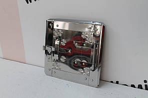Дверцята прочисная сажотруска нержавійка 180х180, фото 2