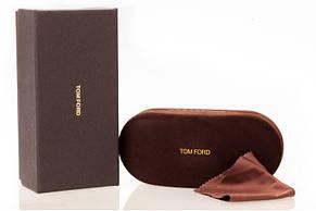 Женские солнцезащитные очки модель TOM FORD 9575c140-W, фото 3