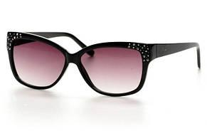 Женские солнцезащитные очки GUESS модель 7140blk-35., фото 2