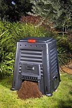 Компостер садовый Mega Composter 650 л, фото 3