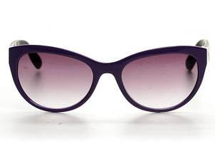 Женские солнцезащитные очки ALEXANDER McQUEEN модель 0020-rlq., фото 2