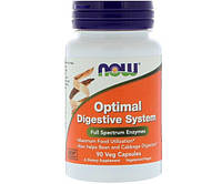 NOW Foods Optimal Digestive System 90 капсул