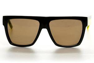 Женские солнцезащитные очки ALEXANDER McQUEEN модель 0005-oie-W., фото 2