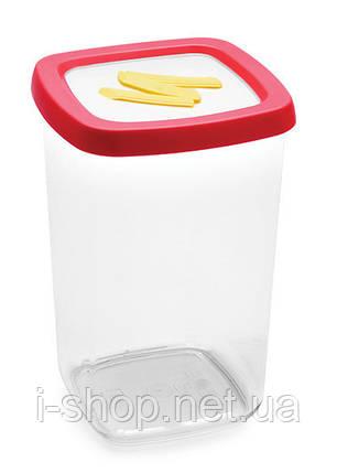 Контейнер для продуктов, 1,5 л, паста, фото 2