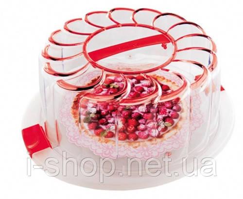 Контейнер для торта, 28 см, фото 2