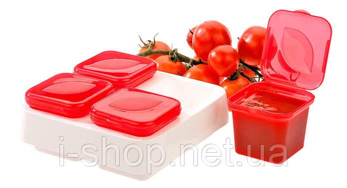 Контейнеры для соусов, 0,4 л, фото 2