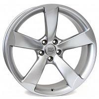 Литые диски WSP Italy Audi (W567) Giasone W7.5 R18 PCD5x112 ET54 DIA57.1 matt gun metal polished