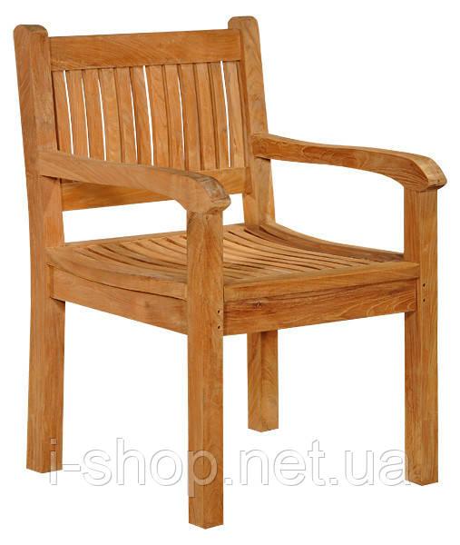 Тиковий стілець TE-02T