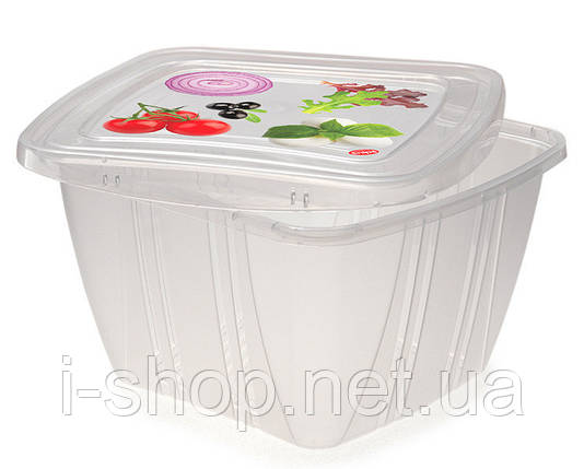 Контейнеры для продуктов, 1,0 л, 3 шт., фото 2