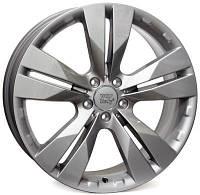Литые диски WSP Italy Mercedes (W767) Manila silver W8 R18 PCD5x112 ET48 DIA66.6